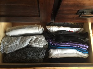 Sweater Drawer